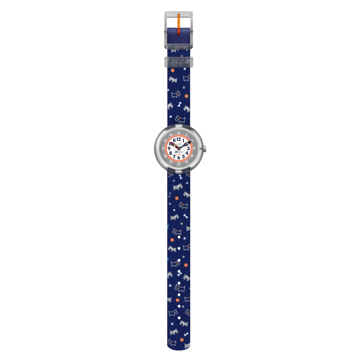 Montre Flik Flak mixte Scott'n'terry - vue VD1
