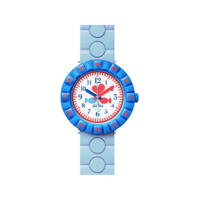 Montre Flik Flak Fish in love enfant plastique - vue V1