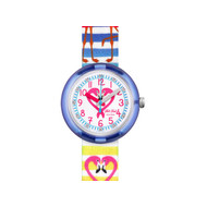Montre Flik Flak enfant Tropical flamily