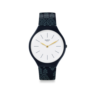Montre Swatch Skinwall femme plastique silicone - vue V1