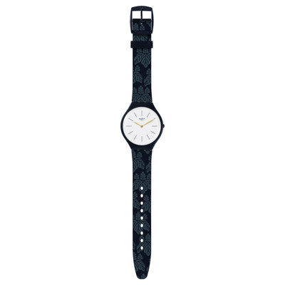 Montre Swatch Skinwall femme plastique silicone - vue VD1