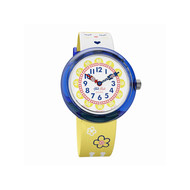 Montre Flik Flak Jumping cat enfant plastique