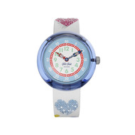 Montre Flik Flak love my heart enfant plastique