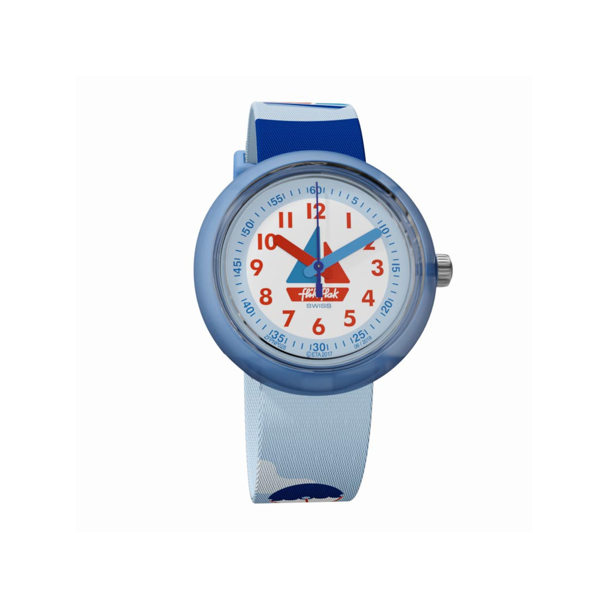 Montre Flik Flak Sea friends enfant plastique - vue V1