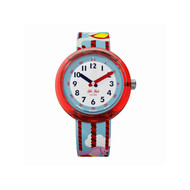 Montre Flik Flak Mary go around enfant plastique
