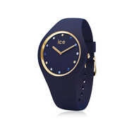 Montre Ice-Watch femme small silicone bleu