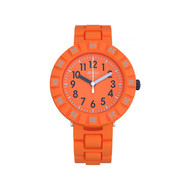 Montre Flik Flak enfant Solo Orange