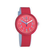 Montre Flik Flak enfant Color Blast Red