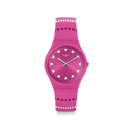 Montre Swatch Love is in the air femme silicone