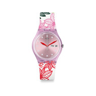 Montre Swatch transformation femme silicone