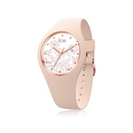Montre Ice-watch flower femme silicone rose