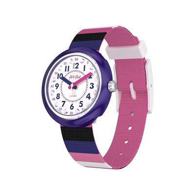Montre Flik Flak enfant Stripe up your Life - vue V1