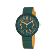 Montre Flik Flak enfant color blast green