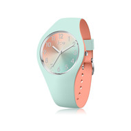 Montre Ice Watch femme silicone bleu