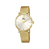 Montre LOTUS SMART CASUAL Bracelet acier doré