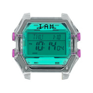 Boîte de montre IAM medium polycarbonate