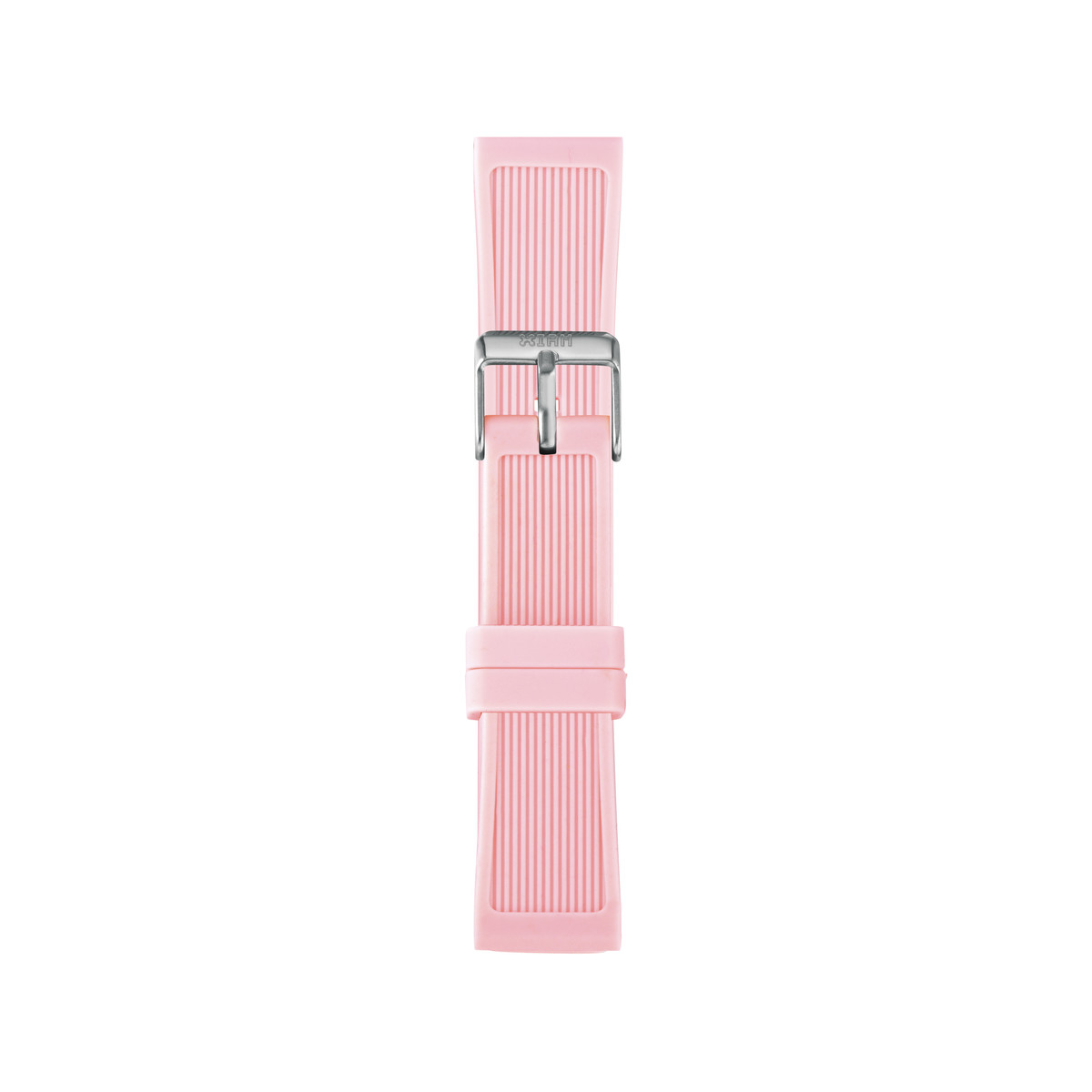 Bracelet de montre IAM medium silicone rose
