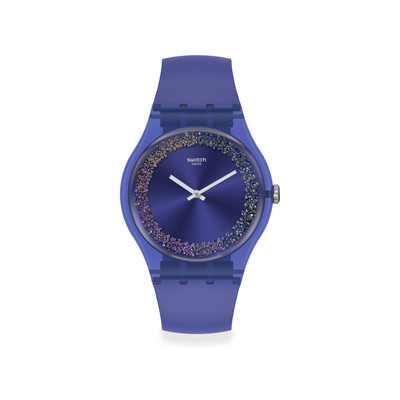 Montre SWATCH ESSENTIALLY Bracelet Silicone - vue V1