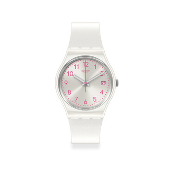 Montre SWATCH ESSENTIALLY Bracelet Silicone