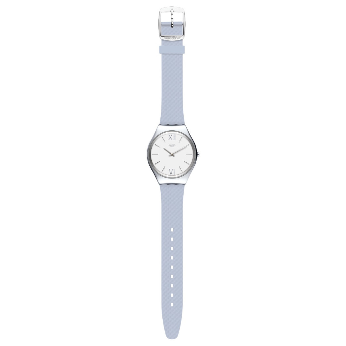 Montre SWATCH SKIN RONY Bracelet Silicone - vue VD1