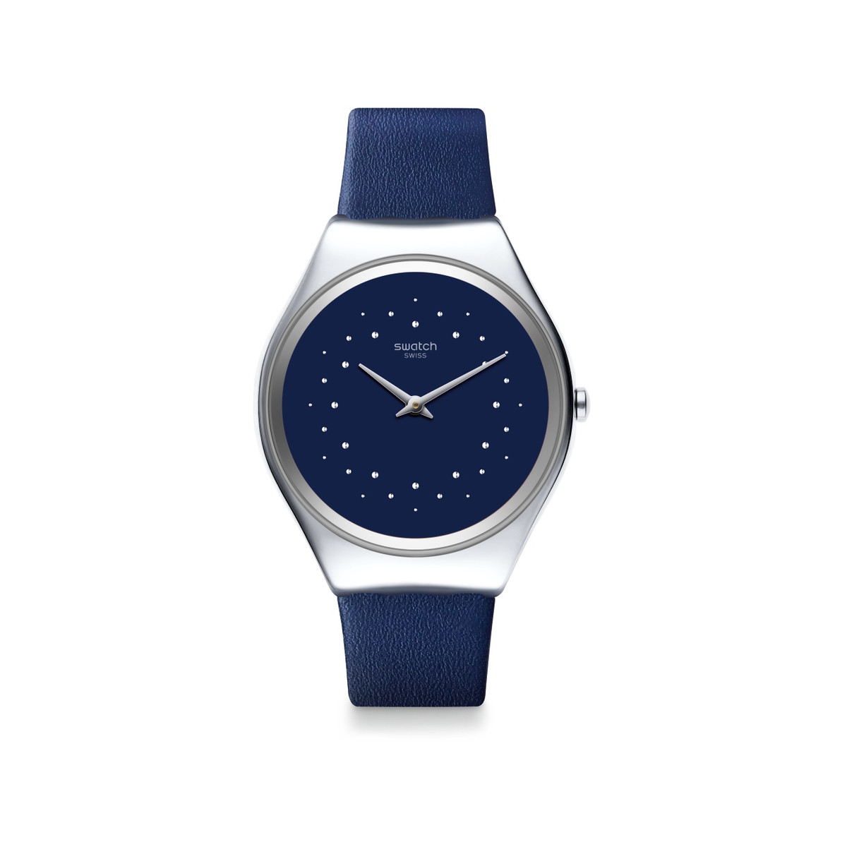 Montre SWATCH SKIN IRONY Bracelet Cuir - vue 1