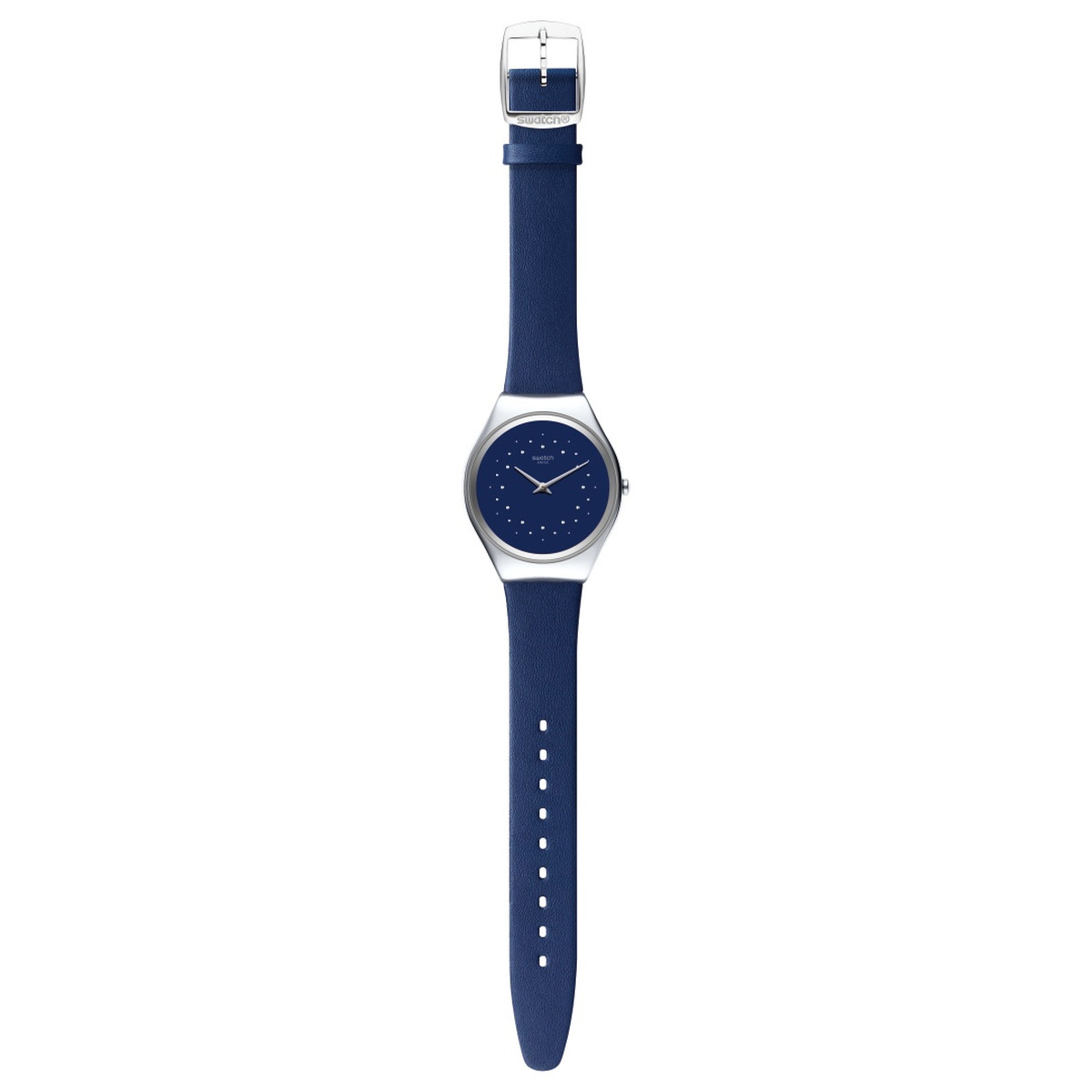 Montre SWATCH SKIN IRONY Bracelet Cuir - vue VD1