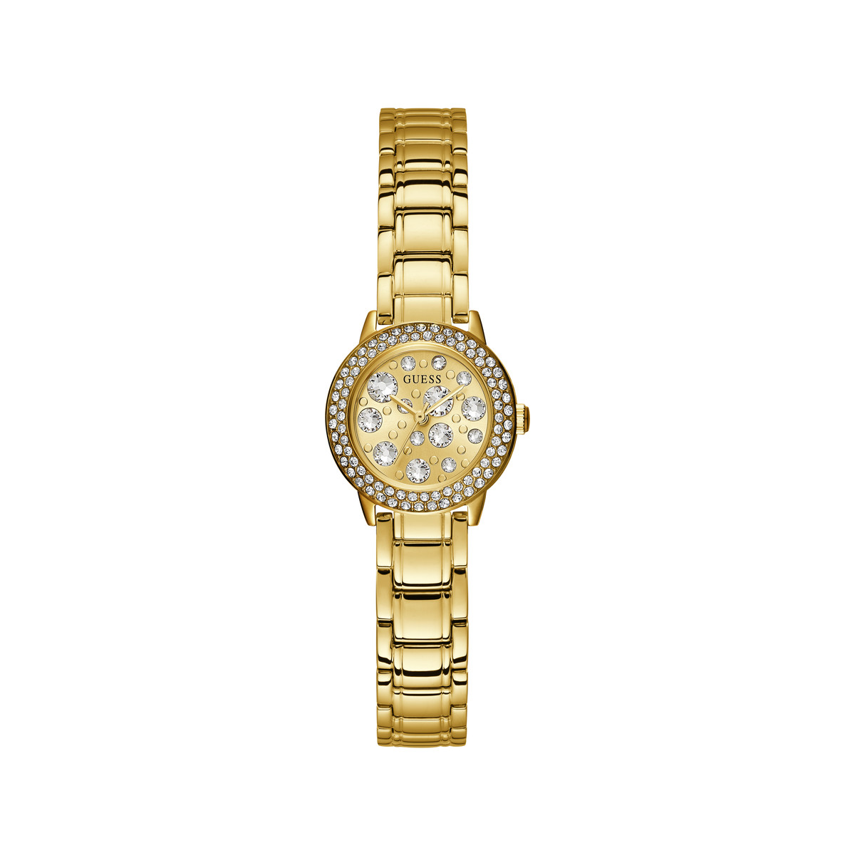 Montre GUESS LADIES DRESS GEM Bracelet Acier inoxydable - vue V1