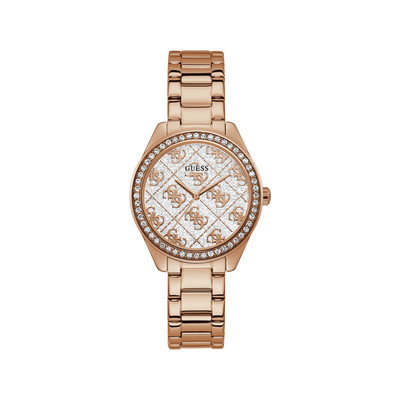 Montre GUESS LADIES TREND SUGAR Bracelet Acier inoxydable - vue V1