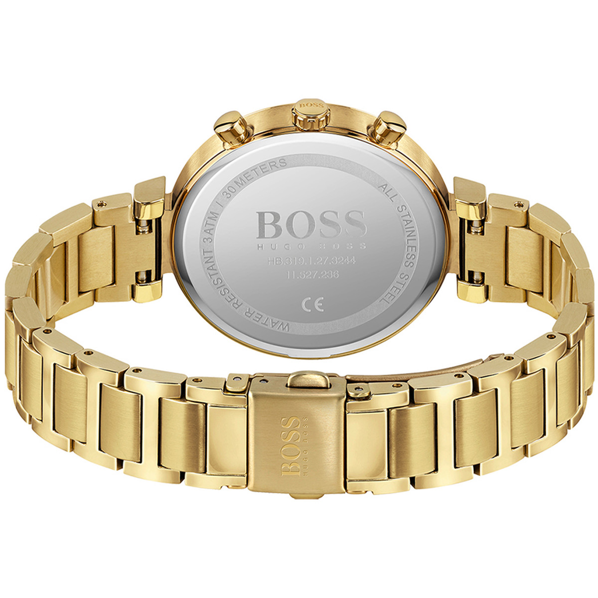 Montre BOSS BUSINESS FLAWLESS Bracelet Acier inoxydable - vue V3