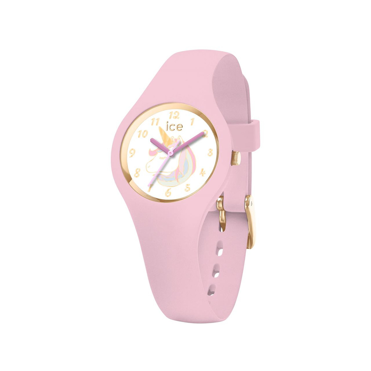 Montre Ice Watch enfant taille XS silicone rose