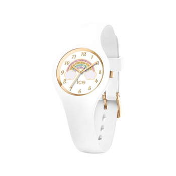 Montre Ice Watch enfant taille XS silicone blanc