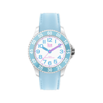 Montre Ice Watch extra small enfant plastique silicone bleu