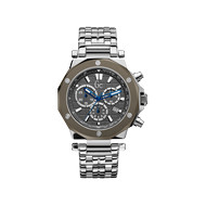 Montre Guess Collection chronographe acier