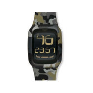Montre Swatch homme bracelet camouflage