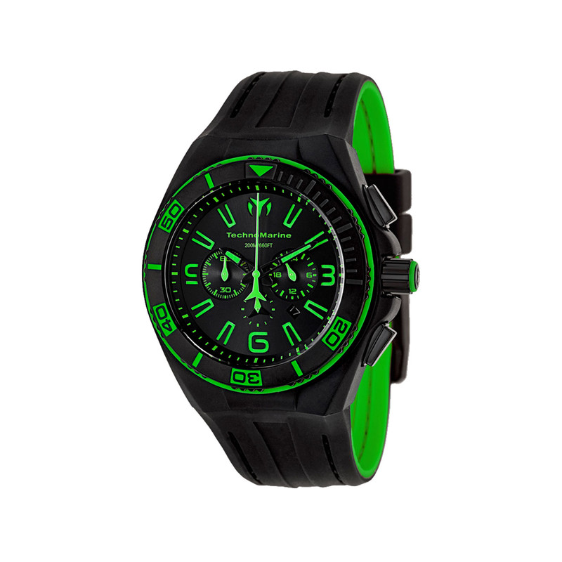 Montre Technomarine homme night vision2