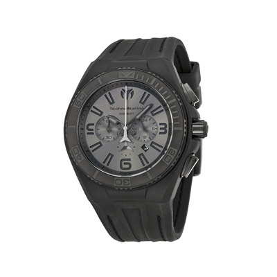 Montre Technomarine homme night vision2 noir