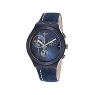 Montre Swatch follow the line mixte chronographe
