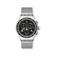 Montre Swatch mixte chrono bracelet milanais