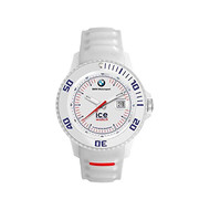 Montre Ice Watch mixte silicone blanc