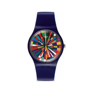 Montre Swatch Color Explosion mixte plastique
