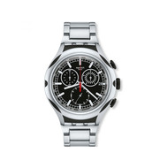 Montre Swatch Black energy homme chronographe