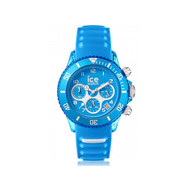 Montre Ice Watch homme silicone bleu malibu