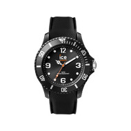 montre Ice Watch homme silicone noir