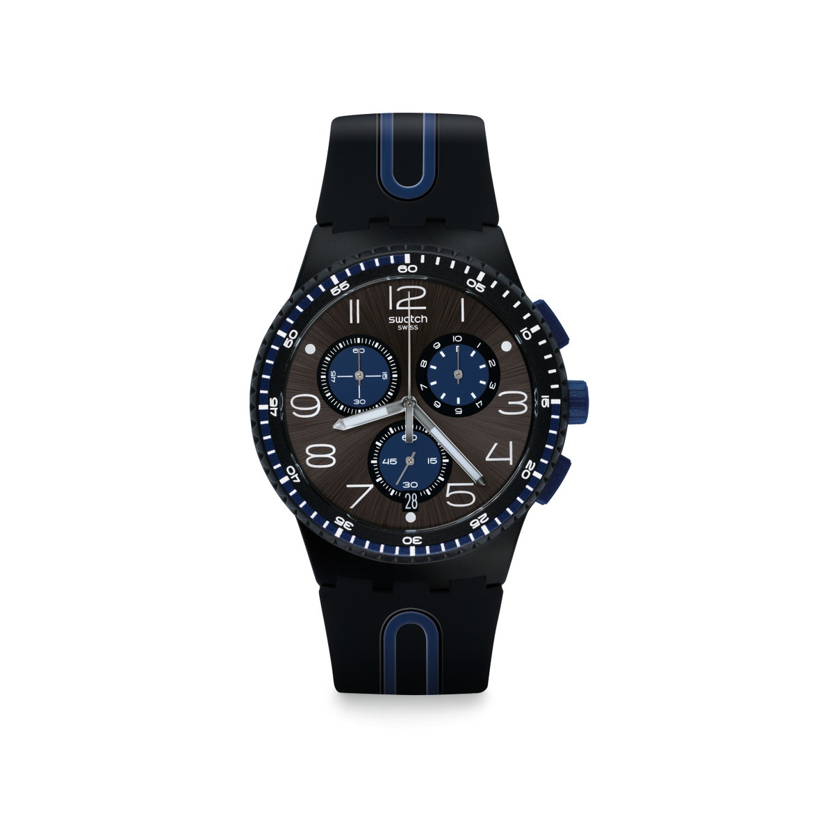 Montre Swatch homme chronographe homme