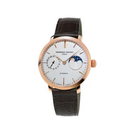 Montre Frederic Constant homme  cuir