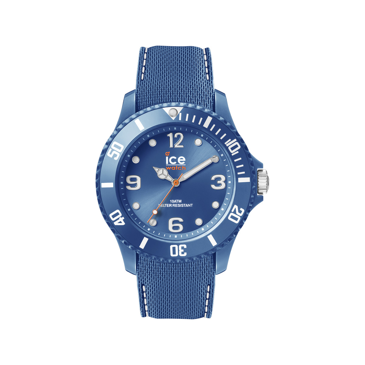 Montre Ice Watch mixte silicone bleu - vue 1
