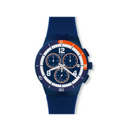 Montre Swatch mixte chronographe plastique
