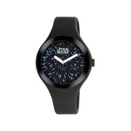 Montre AM:PM Star Wars mixte caoutchouc aluminium