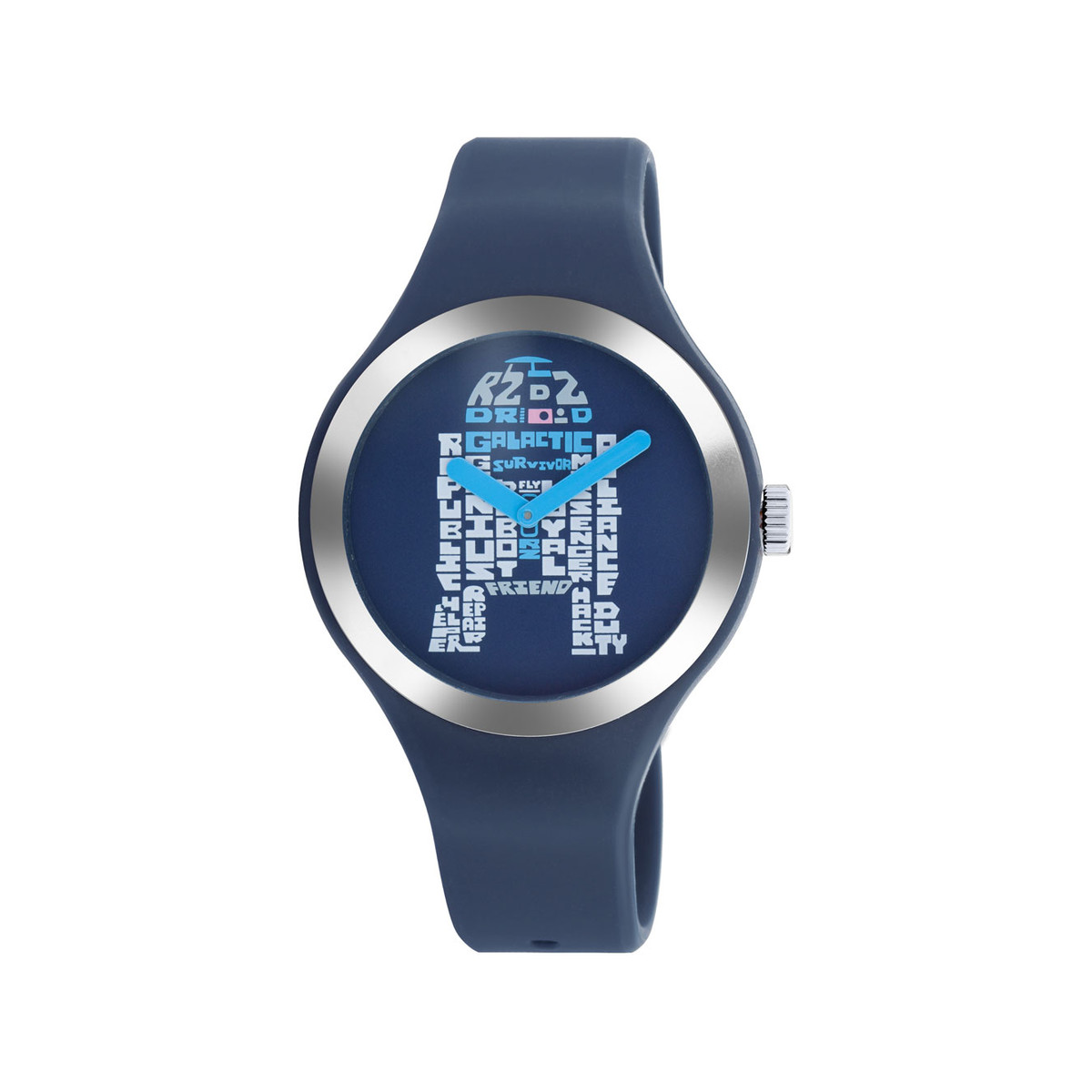 Montre AM:PM Star Wars mixte aluminium caoutchouc