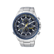 Montre Citizen homme chrono Radio controlled acier